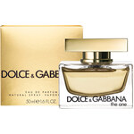 Parfémovaná voda Dolce & Gabbana The One Objem: 50ml