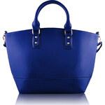 Modrá kabelka LS fashion LS0085B modrá