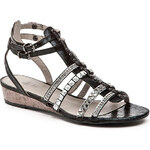 Gruna dámská letní obuv E0016e21