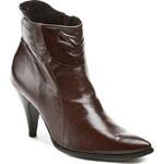 Abil AB771 Waw černé dámské kotníčkové boty