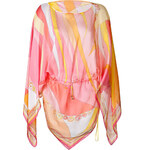 Emilio Pucci Silk Print Tunic