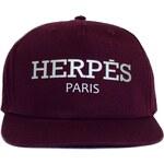 PF14 - Parody Fashion Snapback Herpés Wine