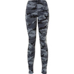Tally Weijl Green Camouflage Print Leggings