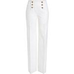 Emilio Pucci Sailor Cotton Twill Pants