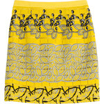 Etro Embroidered Skirt