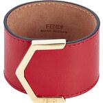 Fendi 2 Jours Leather Bracelet