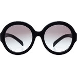 Prada PR06RS Oversized Round Sunglasses