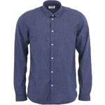 Tmavě modrá vzorovaná košile Jack & Jones Drift
