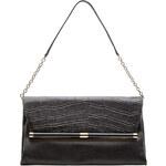 Diane von Furstenberg Leather Envelope Clutch