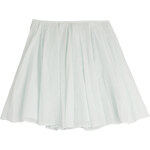 Closed Cotton Skirt