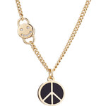 Marc by Marc Jacobs Disc-O Peace Out Necklace