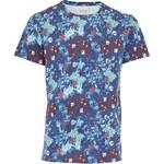 triko BLEND - T-Shirt Medieval Blue 74019 (74019)