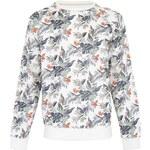 mikina BLEND - Sweatshirt Bone white (70016)