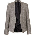 Topshop Boucle Tailored Jacket