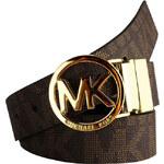 Pásek Michael Kors reversible MK logo 551342