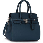 Modrá kabelka LS fashion LS00140 modrá