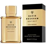 David Beckham Instinct Gold Edition - toaletní voda s rozprašovačem 50 ml
