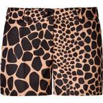 Michael Kors Animal Print Shorts