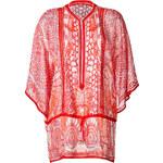 Roberto Cavalli Silk Printed Tunic