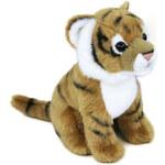Rappa Plyšový tygr sedící 20 cm - dle obrázku