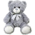 Rappa Plyšový medvěd 50 cm šedý - dle obrázku