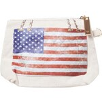 Thursday Friday | Peněženka USA Flag Here Pochette