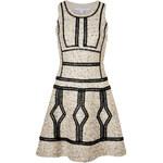 Diane von Furstenberg Boucle Fit and Flare Dress