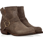Fiorentini & Baker Suede Carnaby Ankle Boots