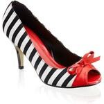 Funky Shoes bota s otevřenou špičkou