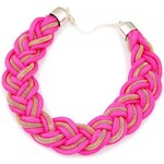 Náhrdelník Neon růžový A36471