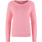 Part Two FATIA Strickpullover pink pearl