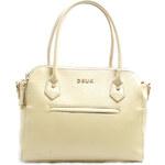 Elegantní béžová kabelka DSUK D7436 béžová