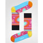 Ponožky Happy Socks Hippie (pink)
