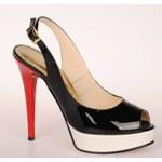 Massimo-POLI. milano Dámská obuv **2556x EUR 38