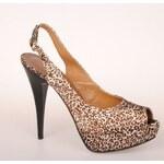 STROLL Dámská leopardí obuv **920p EUR 38