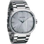 NIXON CAPITAL HODINKY - světle šedá (WHITE) - univerzální
