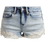 Even&Odd Jeans Shorts light blue denim