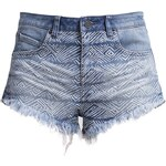 Volcom 1991 Jeans Shorts heavy worn destroyed