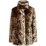 ELISE RYAN Kožich s leopardím vzorem Megie