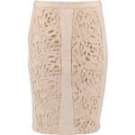 LA FEMME Elegantní sukně v krajkovém provedení