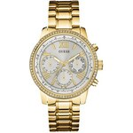 Guess Hodinky Gold-Tone Classic Multifunction Wacth
