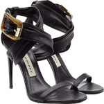 Burberry Shoes & Accessories Marham Leather Sandals
