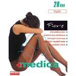 Fiore MEDICA 20 den - tělová - vel.3