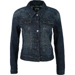 s.Oliver dámská džínová bunda 14.401.51.2141/58Z5 Modrá L