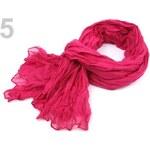 Stoklasa Šála 100x185 cm mačkaná (1 ks) - 5 růžová malinová