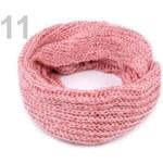 Stoklasa Nákrčník s flitry (1 ks) - 11 růžová dětská