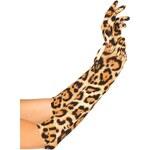 Leg Avenue Rukavičky 2109 - leopard - uni