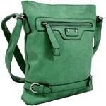 Sun-bags Crossbody kabelka S0710 zelená - dle obrázku