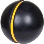 Mix sport Kriketový míček se žlutým proužkem - dle obrázku