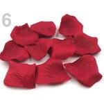 Stoklasa Plátky růží ROSE (1 sáček) - 6 červená karmínová